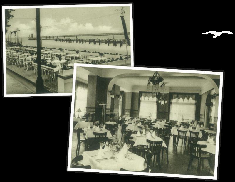 Hafenliebe Restaurant 1936