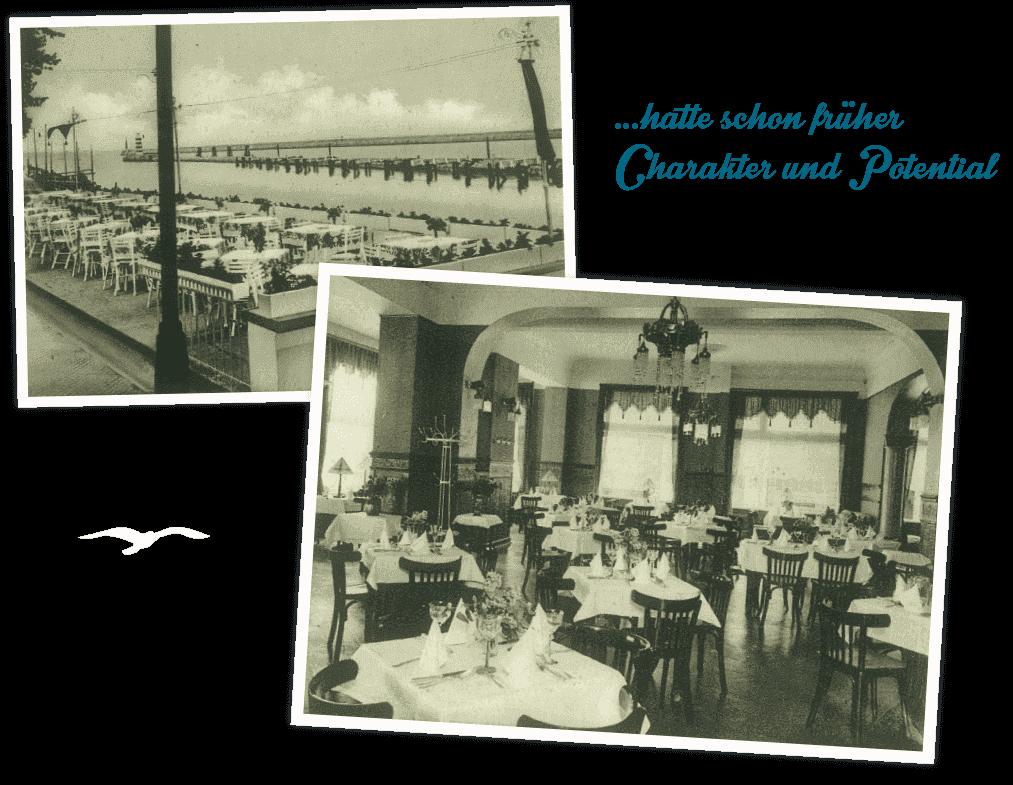 Hafenliebe Restaurant mit Tradition