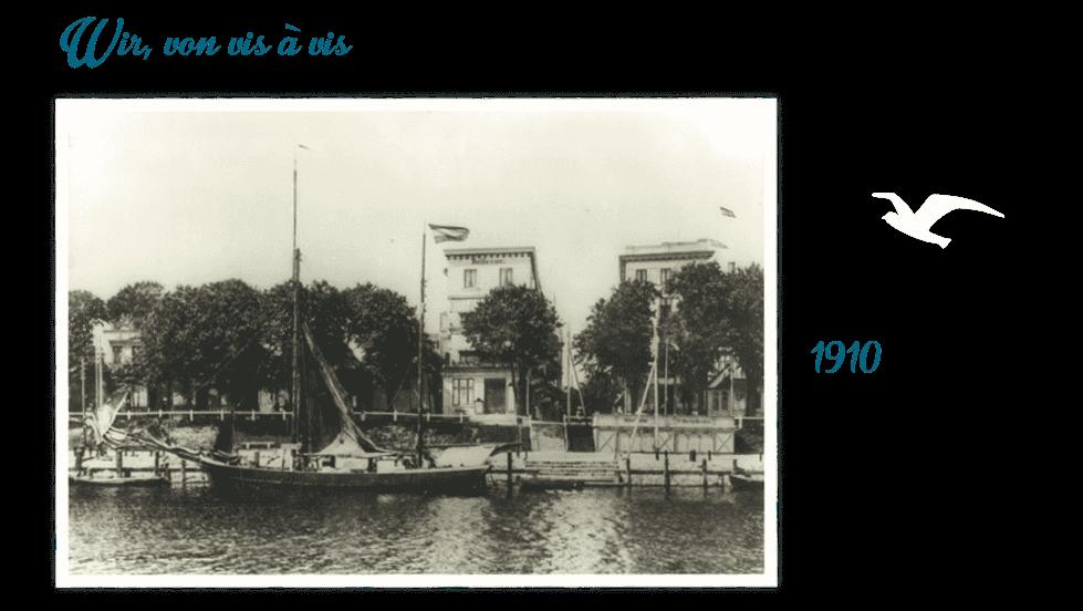Am Alten Strom 1910